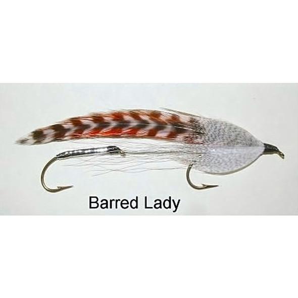 Streamer Fly -  Barred Lady