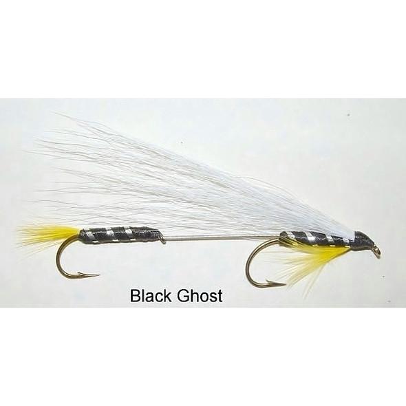 Streamer Fly -  Black Ghost