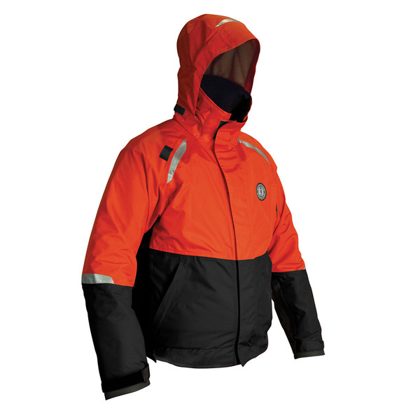 Mustang Catalyst Flotation Jacket - Large - Orange/Black