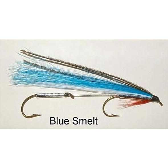 Streamer Fly -  Blue Smelt