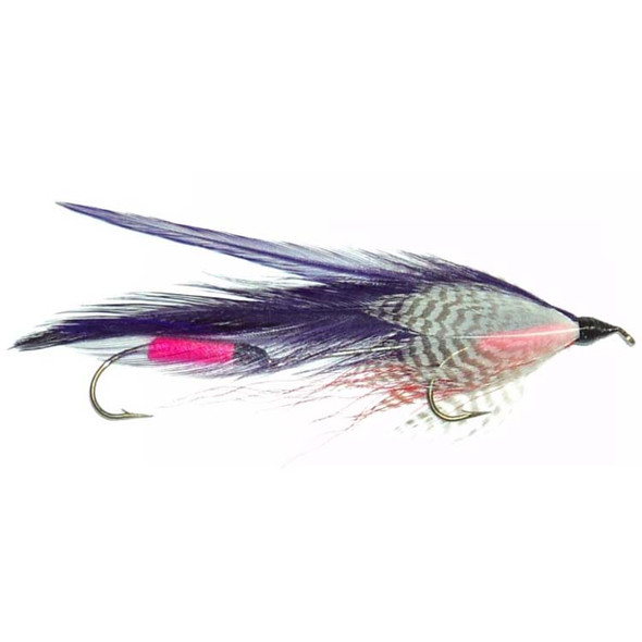 Streamer Fly - Purple Cheater