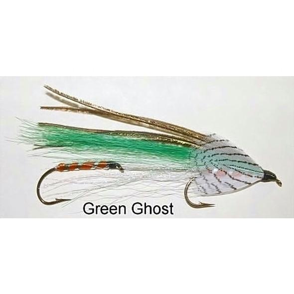 Streamer Fly -  Green Ghost