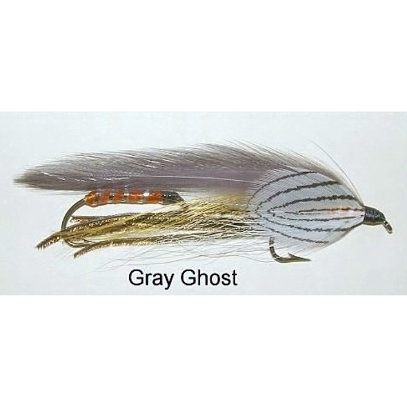 Streamer Fly -  Grey Ghost
