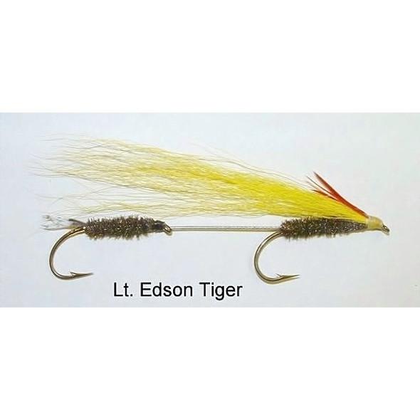 Streamer Fly -  Light Edson Tiger