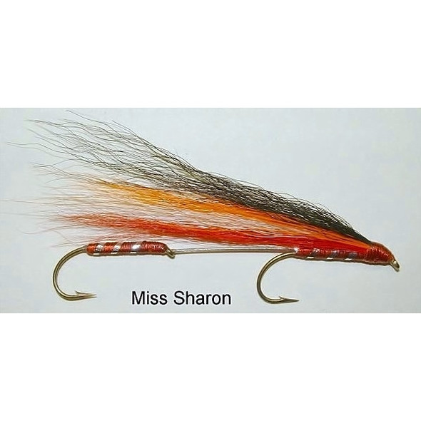 Streamer Fly -  Miss Sharon