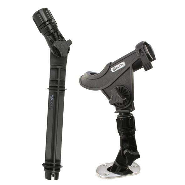 Scotty 453 Gimbal Adapter w/Gear Head - 45977