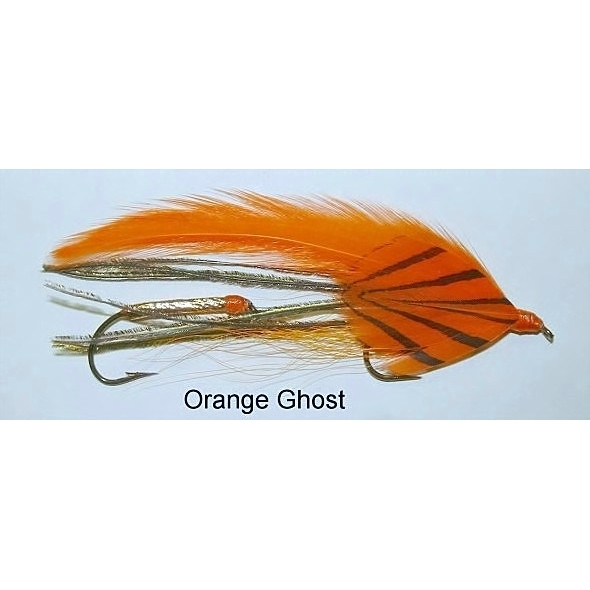 Streamer Fly -  Orange Ghost