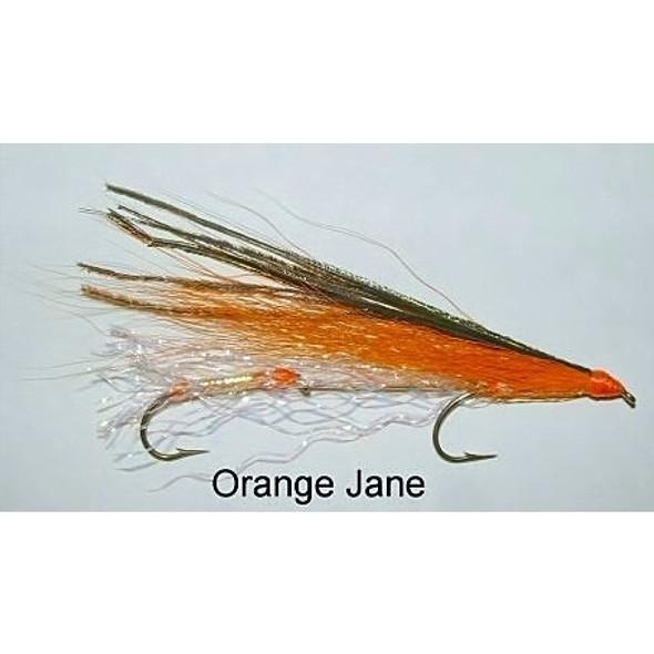 Streamer Fly -  Orange Jane