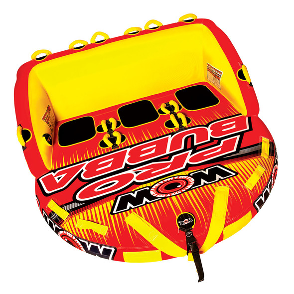 WOW Watersports Super Bubba Pro Series Towable - 3 Person