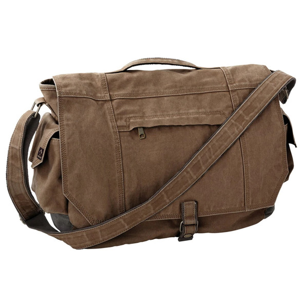 Dri Duck Messenger Bag
