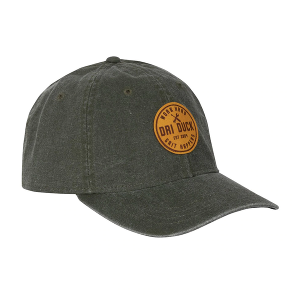 Dri Duck Grit Happens Cap
