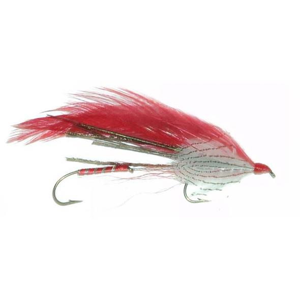 Streamer Fly - Red Ghost