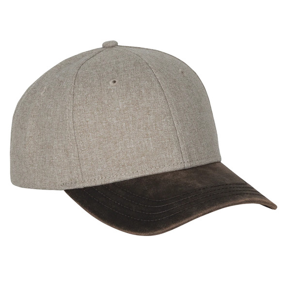 Dri Duck Wildwood Heathered Cap