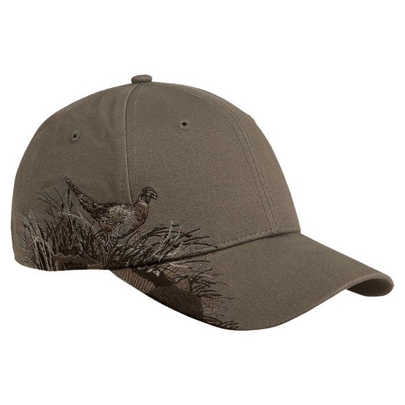 Dri Duck Pheasant Wildlife Cap