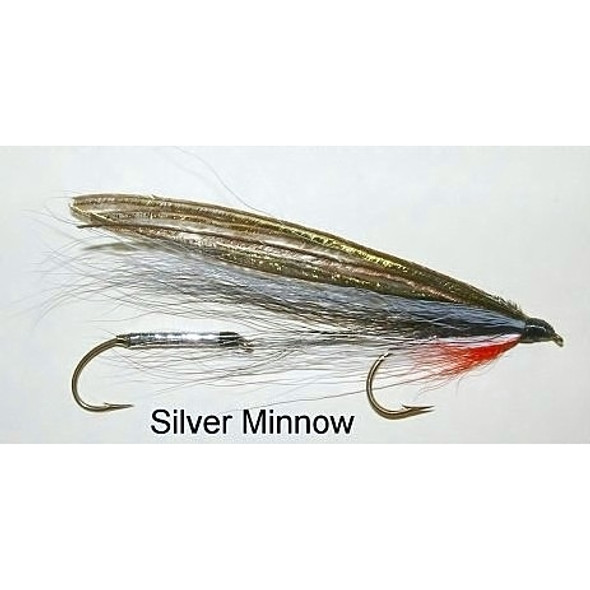 Streamer Fly -  Silver Minnow