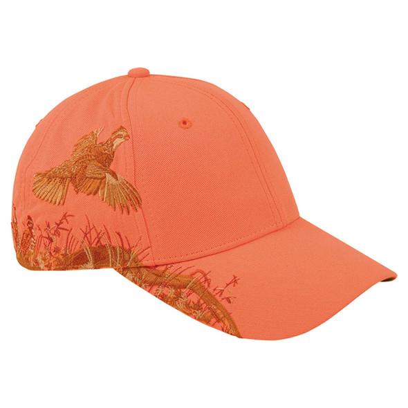 Dri Duck Blaze Quail Cap