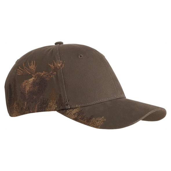 Dri Duck Moose Wildlife Cap