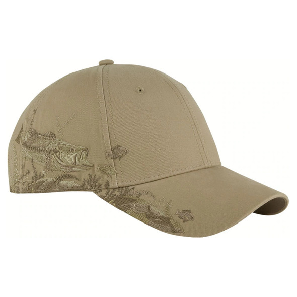 Dri Duck Bass Wildlife Cap