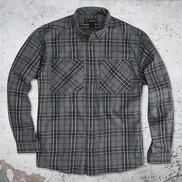 Dri Duck Westwood Plaid Long Sleeve Shirt