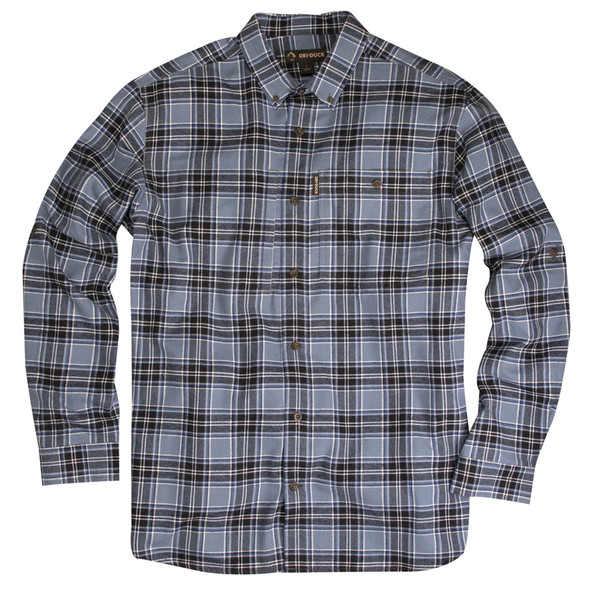 Dri Duck Boulevard Flannel Long Sleeve Shirt