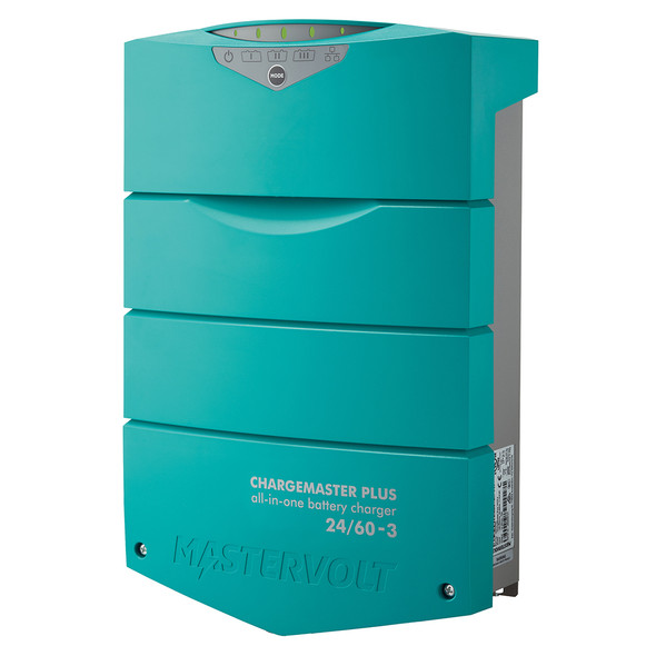 Mastervolt ChargeMaster Plus 24V, 60A, 3-Bank, NMEA2000 - CZone