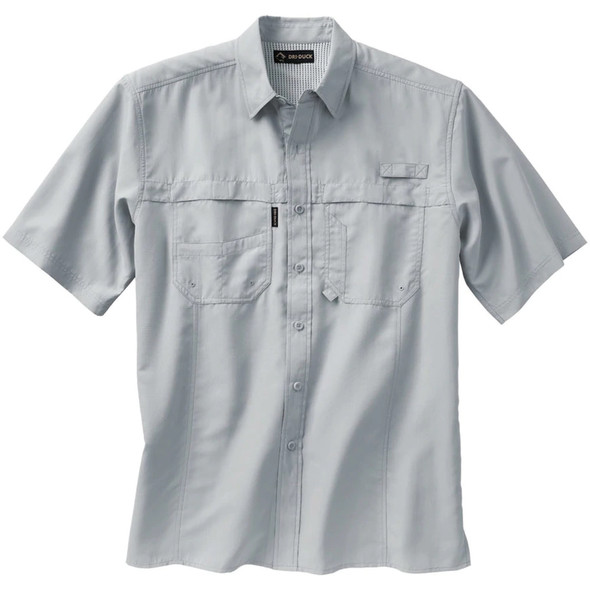 Dri Duck Catch Short Sleeve Fishing Shirt
