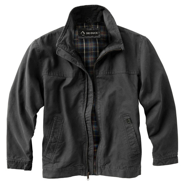 Dri Duck Maverick Canvas Jacket