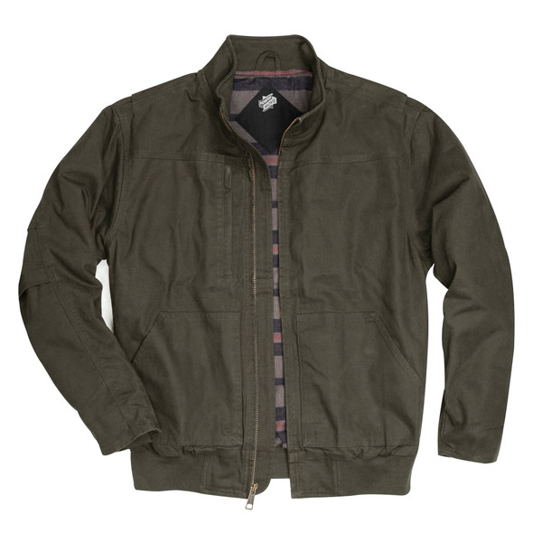 Dri Duck Force Bomber Canvas Jacket