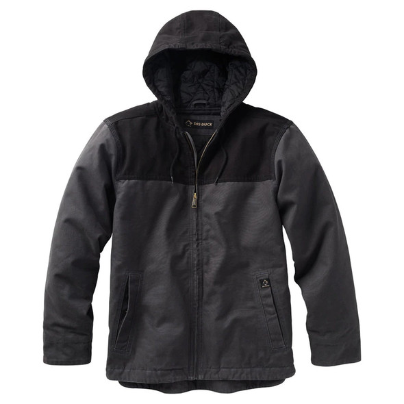 Dri Duck Terrain Lined Canvas Jacket