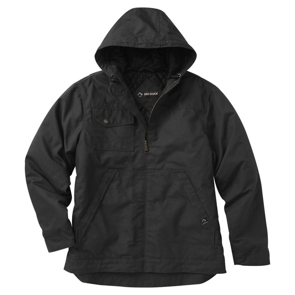 Dri Duck Yukon Water Resistant Lined Canvas Jacket