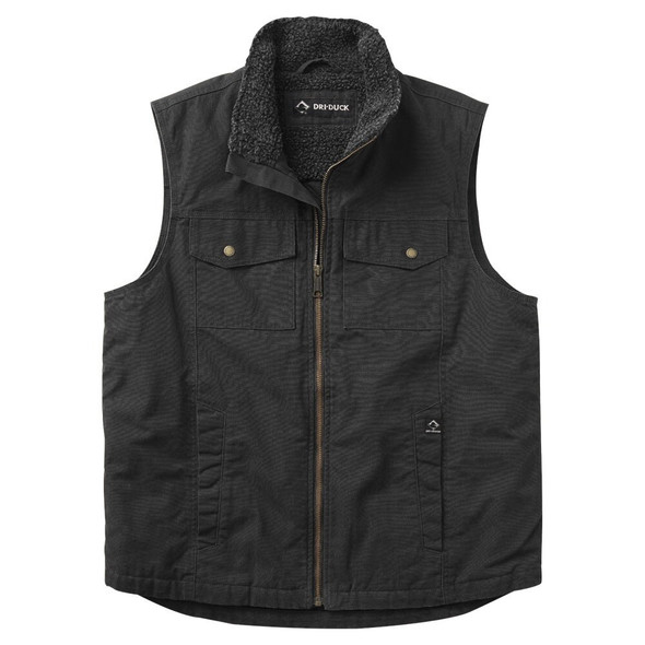 Dri Duck Trek Insulated Canvas Vest