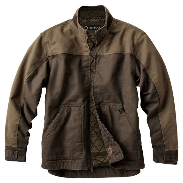 Dri Duck Horizon Insulated Canvas Jacket