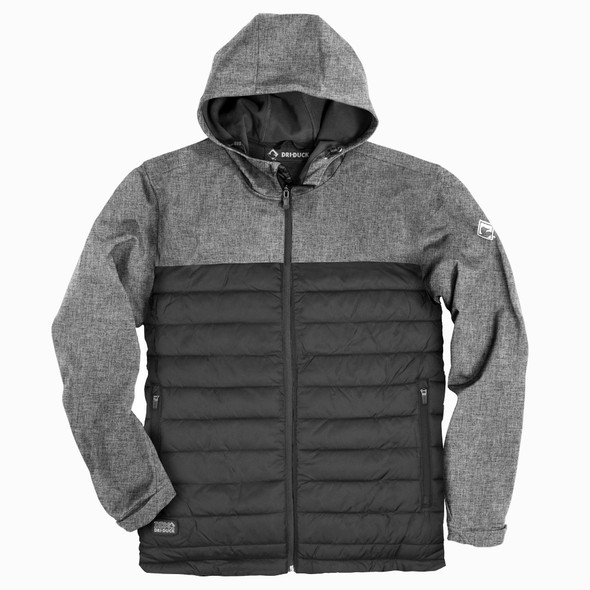 Dri Duck Pinnacle Softshell Puffer Jacket