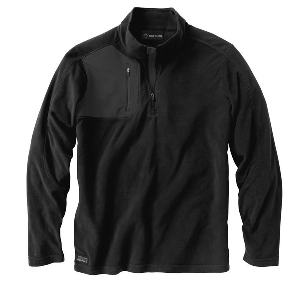 Dri Duck Interval Pullover Nano Fleece