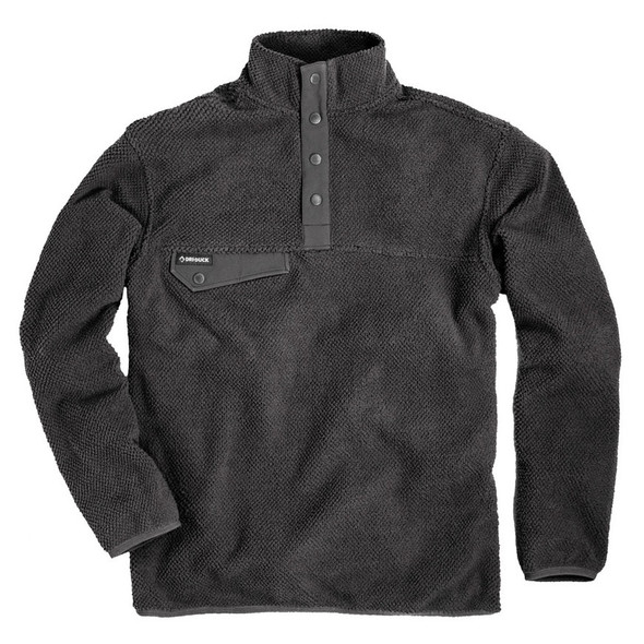 Dri Duck Brooks Polyester Sherpa Fleece Pullover