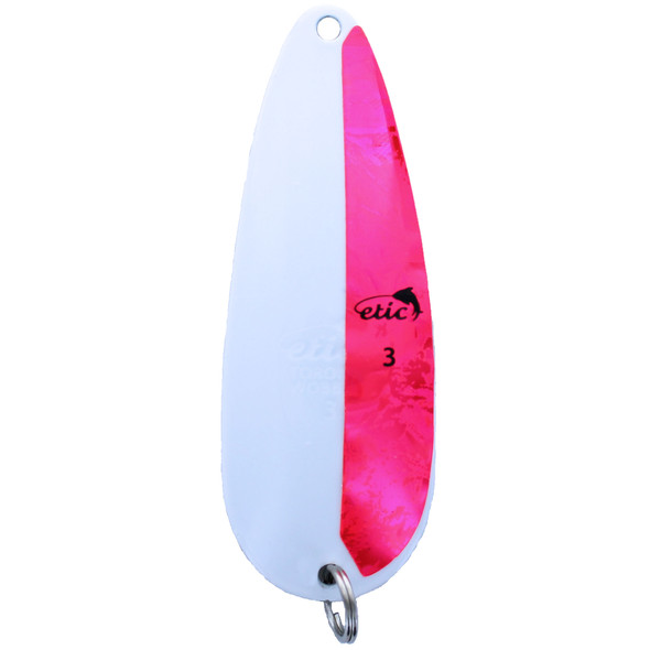 "Etic Toronto Wobbler 3"" WHITE HALF TAPE PINK TREBLE - 502-30115203"