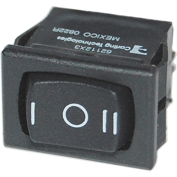 Blue Sea 7483 360 Panel - Rocker Switch SPDT - ON-OFF-(ON)