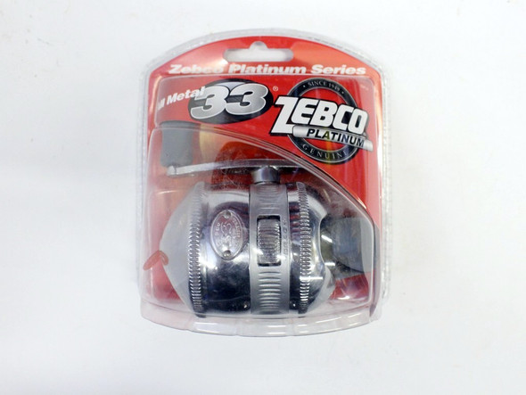 ZEBCO 33 REEL CLAM PACK