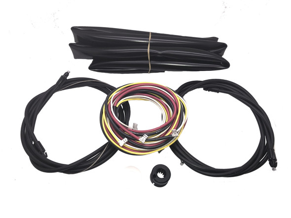 Minn Kota Trolling Motor 8' Steering Cable Kit for AT, Edge, Maxxum & Fortrex (74960)