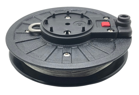 Scotty Downrigger Part - S-SPOOLKING - DEPTHKING SPOOL ASSEMBLY WITH WIRE (S9243)