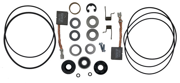 "Minn Kota Trolling Motor - 4 1/2"" Brush & Seal Rebuild Kit - 2014 to Present (75053)"