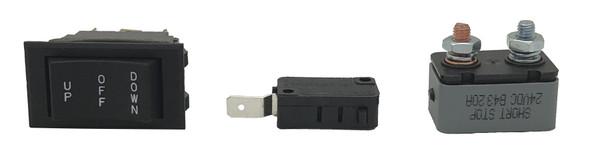 Minn Kota Trolling Motor - Deck Hand 25 & 25R Switch Kit