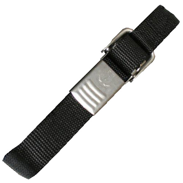 "T-H Marine 42"" Battery Strap w/Stainless Steel Buckle"