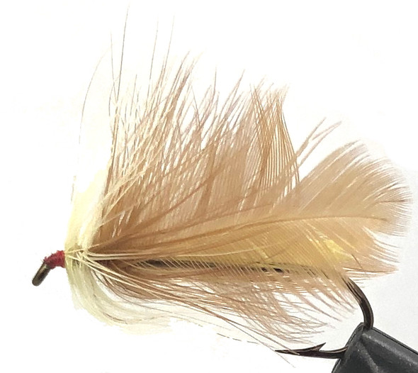 10 Flies -  Streamer Platte River Special on a Bronze 8 Mustad Hook