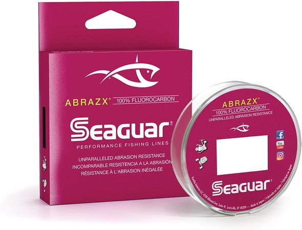 Seaguar Abrazx 4LB 200 YDS - 100% Fluorocarbon