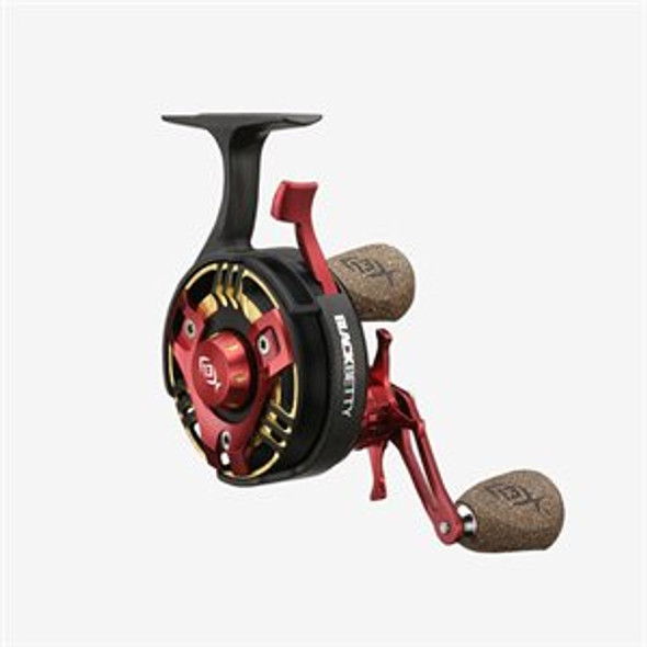 13 Fishing - Black Betty Freefall Trickshop Edition Red - RH