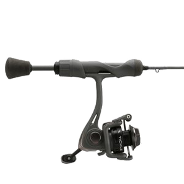 """13 Fishing - Wicked Stealth Edition Combo 30"""" M - Wicked + Carbon Blank (no flat tip) - Black/Grey Camo"""