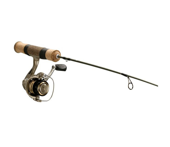 "13 Fishing - Microtec Walleye Ice Combo 36"" Medium"