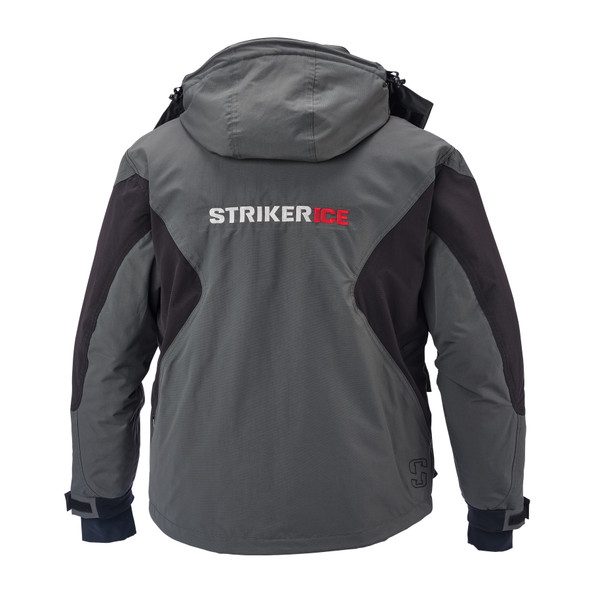 Striker Ice - Men's Predator Jacket - Gray / Black