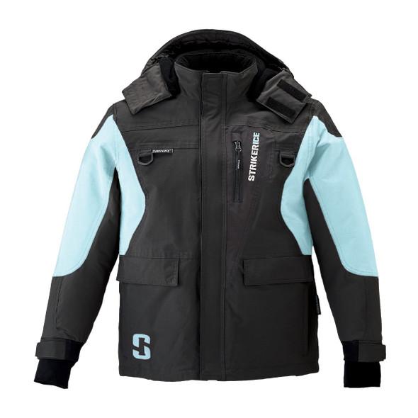 Striker Ice - Youth Predator Jacket - Black / Frost